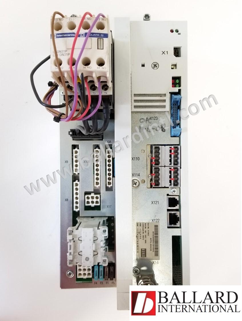 kuka kps-600/20 krc2 power supply 00-103-606 – ballard international