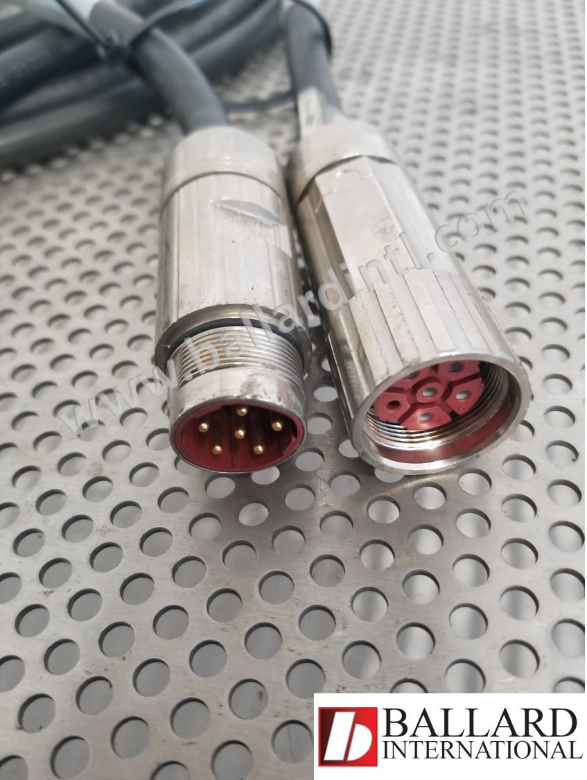 kuka 71-051-669 external servo power cable – 8m – ballard international