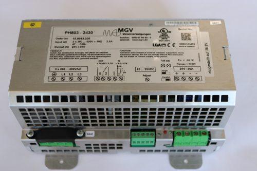 MGV Power supply