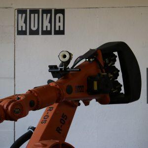 Zach Test Kuka Robots