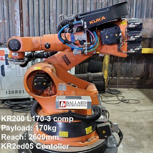 Kuka KR200 L170 robot