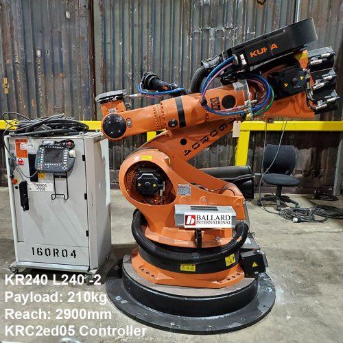 Kuka KR240 L210 Robot
