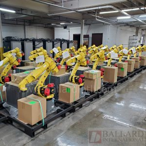 Fanuc AM-100iC.7 robots