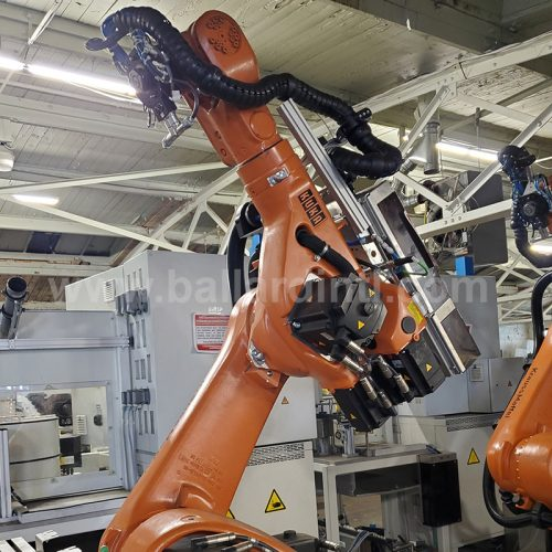 Kuka KR30 KRC4 robot