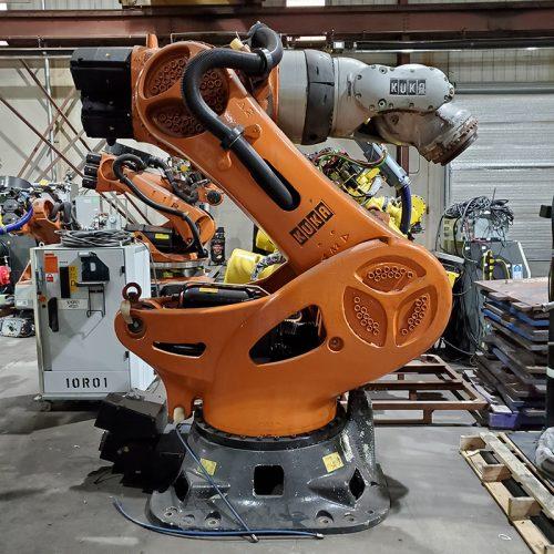 Kuka Titan ed05 robot