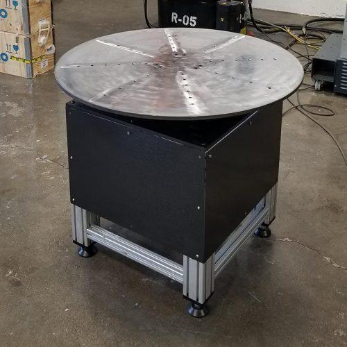 kuka rotary table