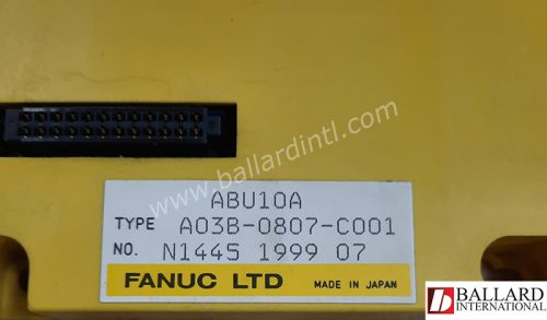 A03B-0807-C001
