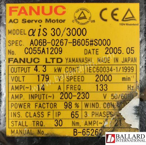 A06B-0267-B605