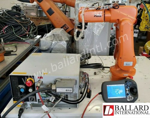 ABB robot IRB-120 complete system