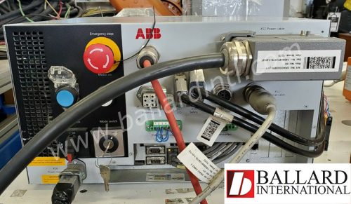 ABB robot IRB-120 controller