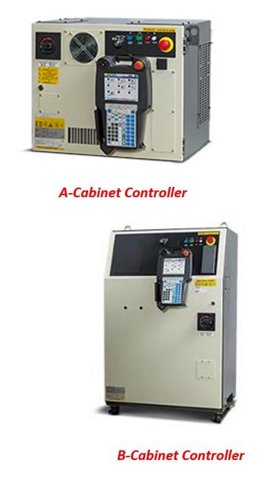 R30iB A B cabinets
